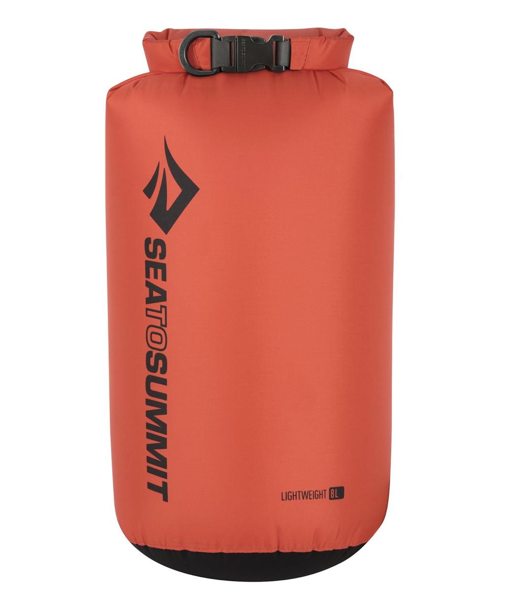 Bilde av Sea To Summit  Lightweight Dry Sack 8L Rød