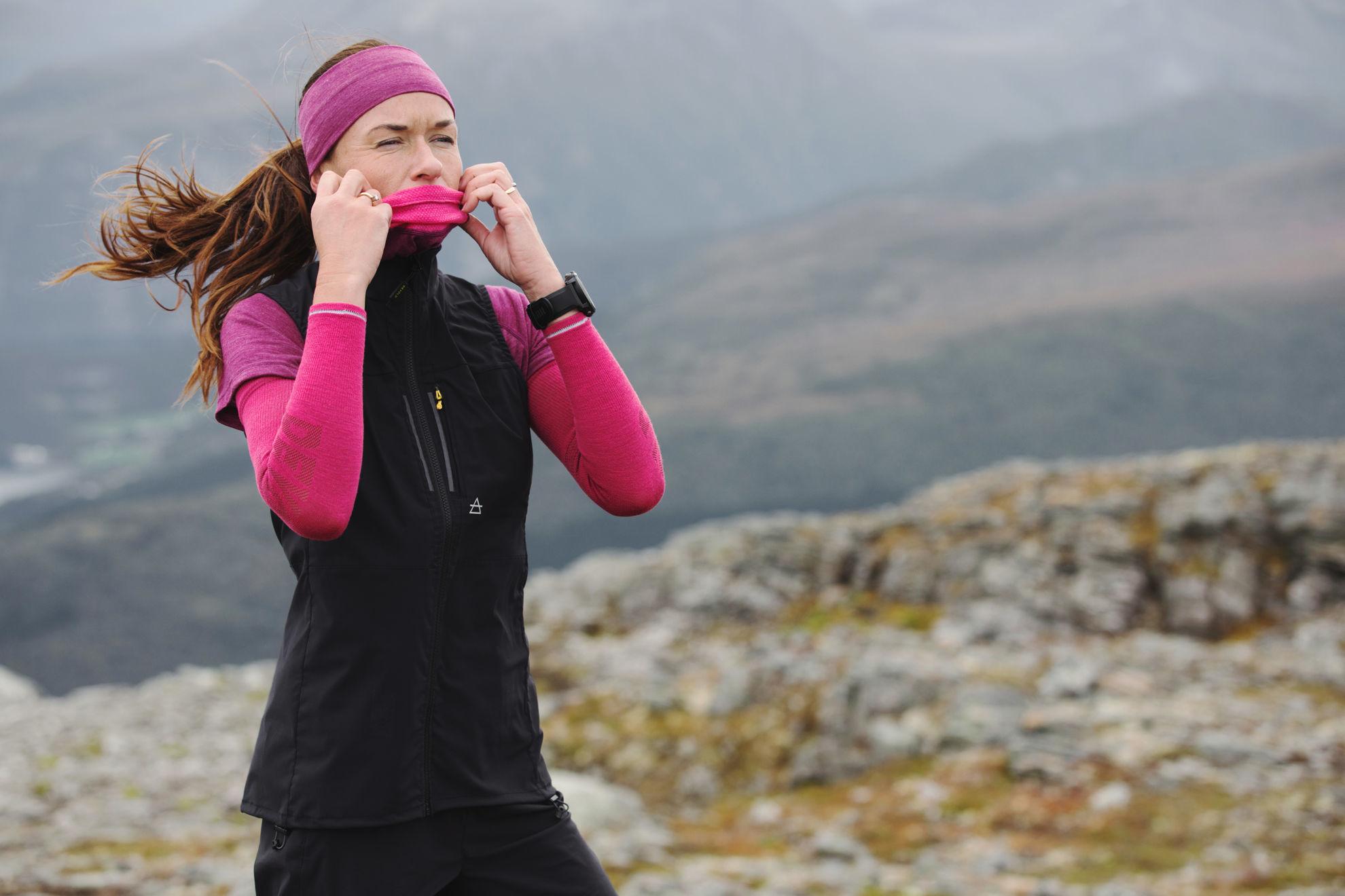 Bilde av Devold  Running Woman Vest 960A Caviar