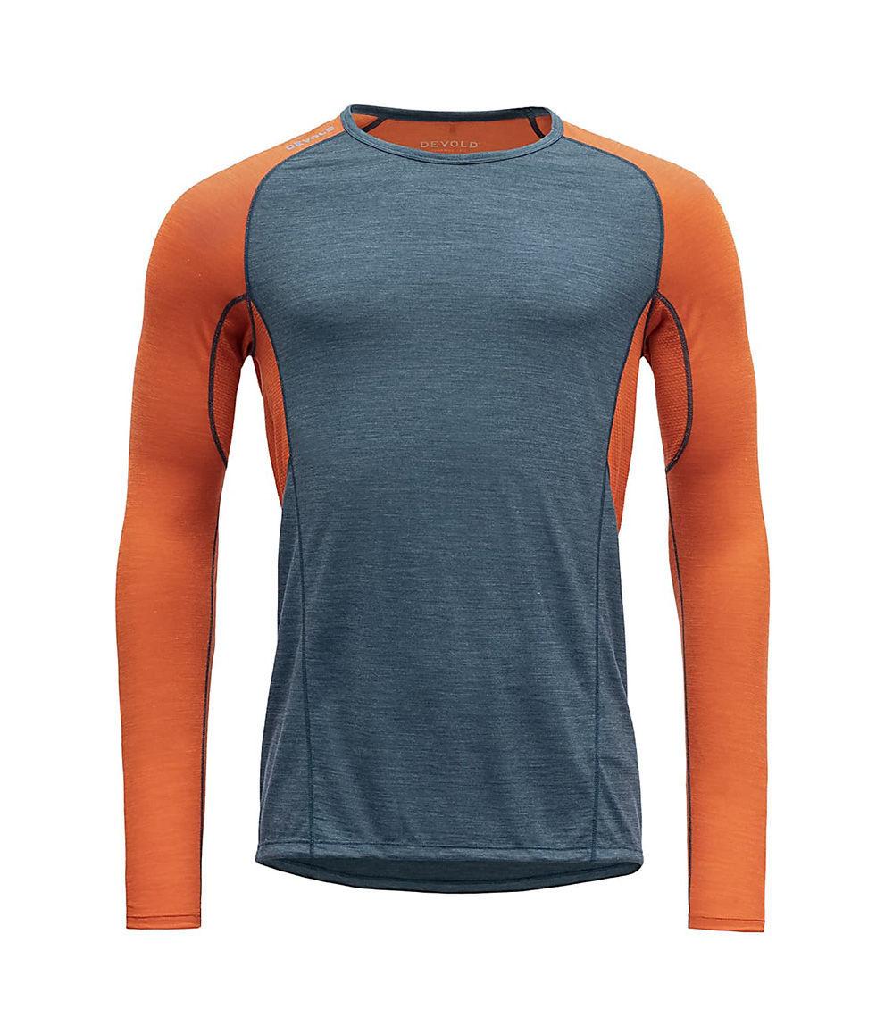 Bilde av Devold  Running Man Shirt 440A Pond