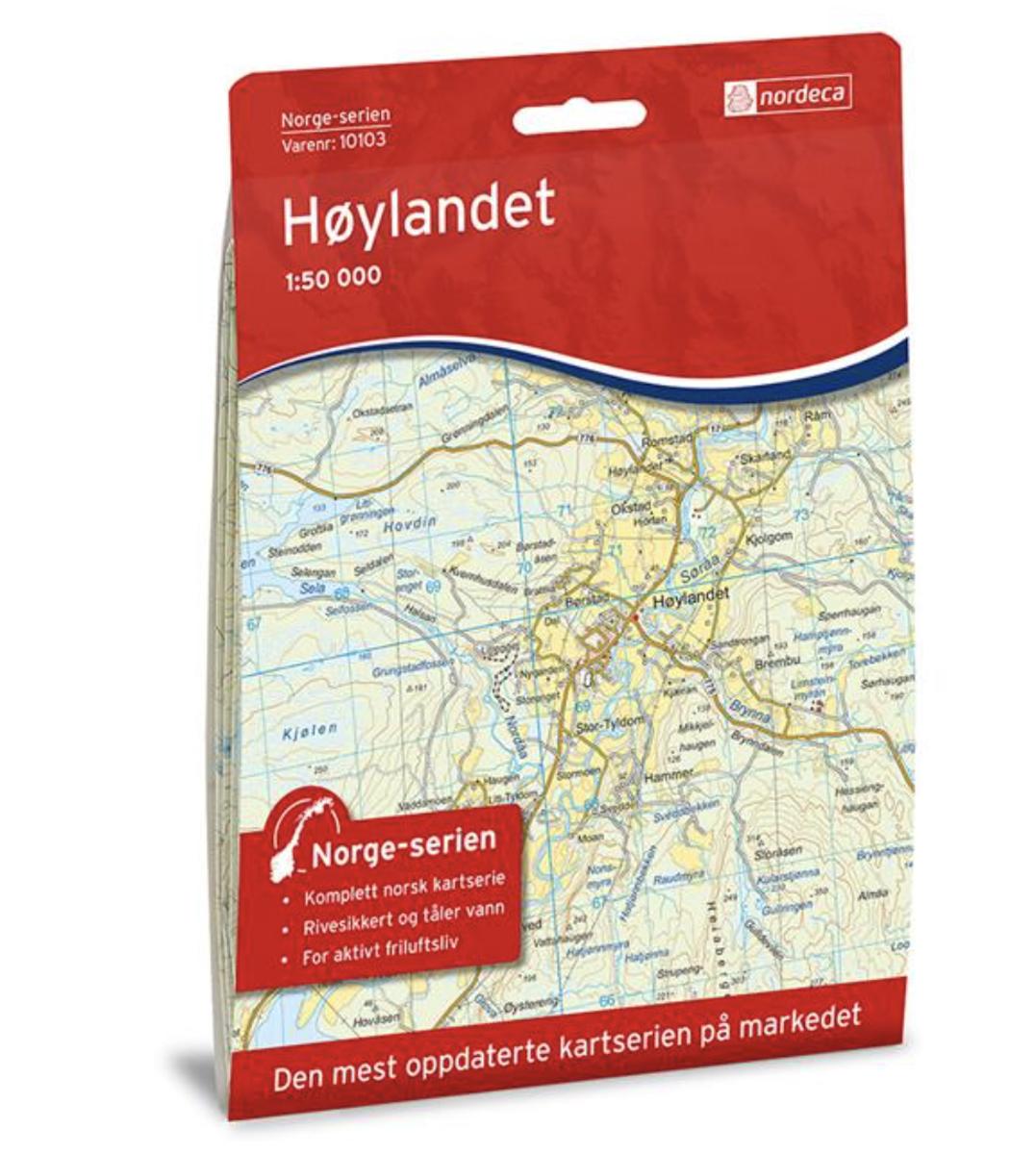 Bilde av Nordeca  Høylandet
