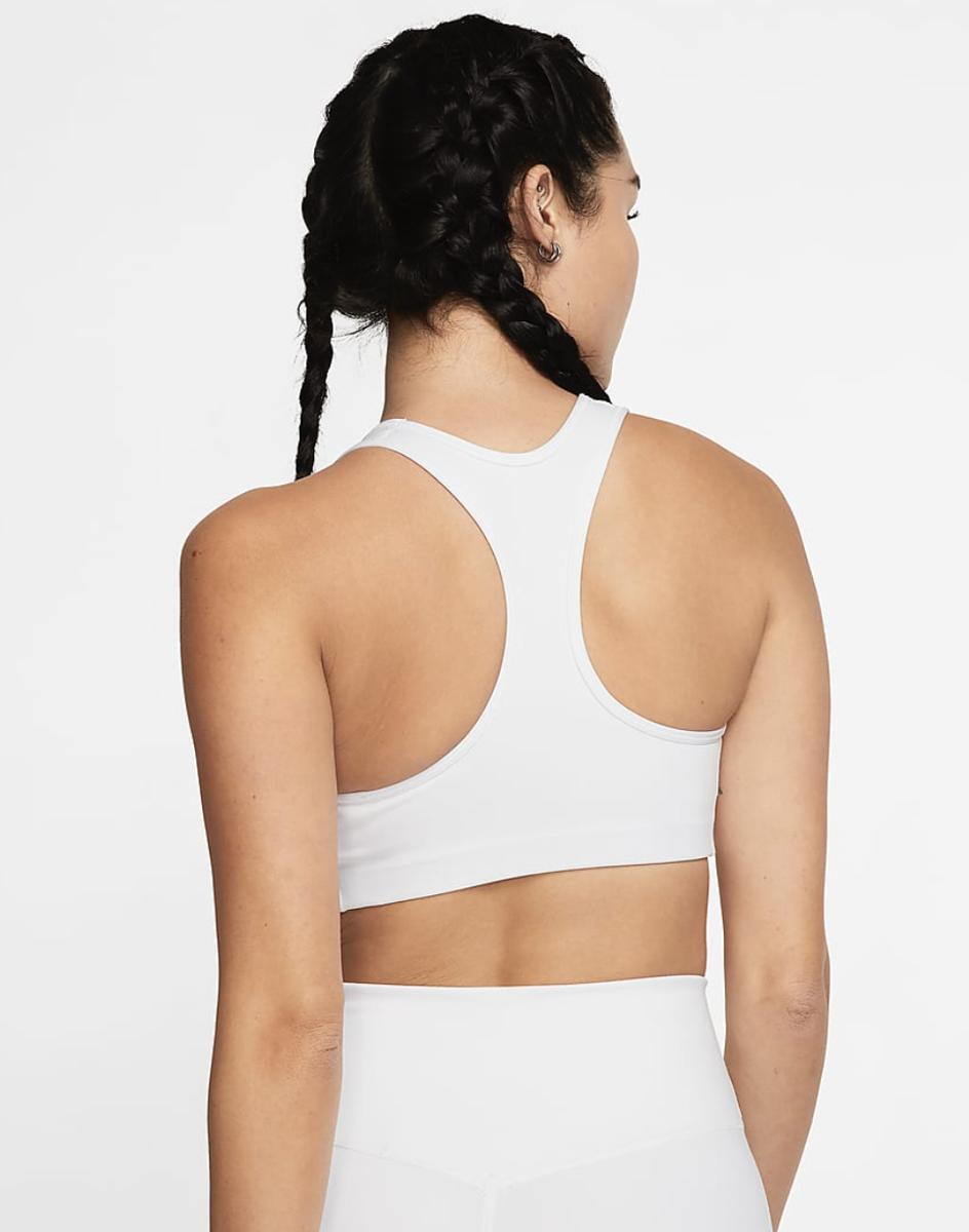 Bilde av Nike w swsh bra BV3636-100