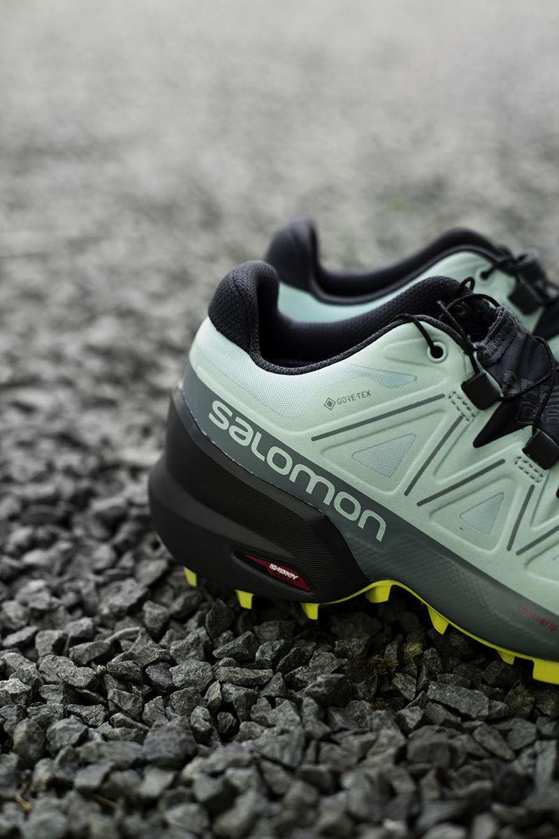Bilde av Salomon  Speedcross 5 Gtx W 242 Pastel Turquoise/Ebony