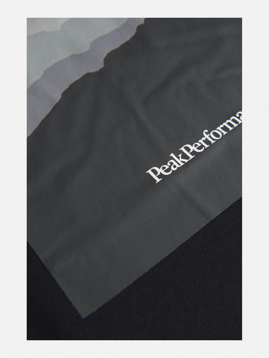 Bilde av Peak Performance  M Explore Horizon Tee 050 Black