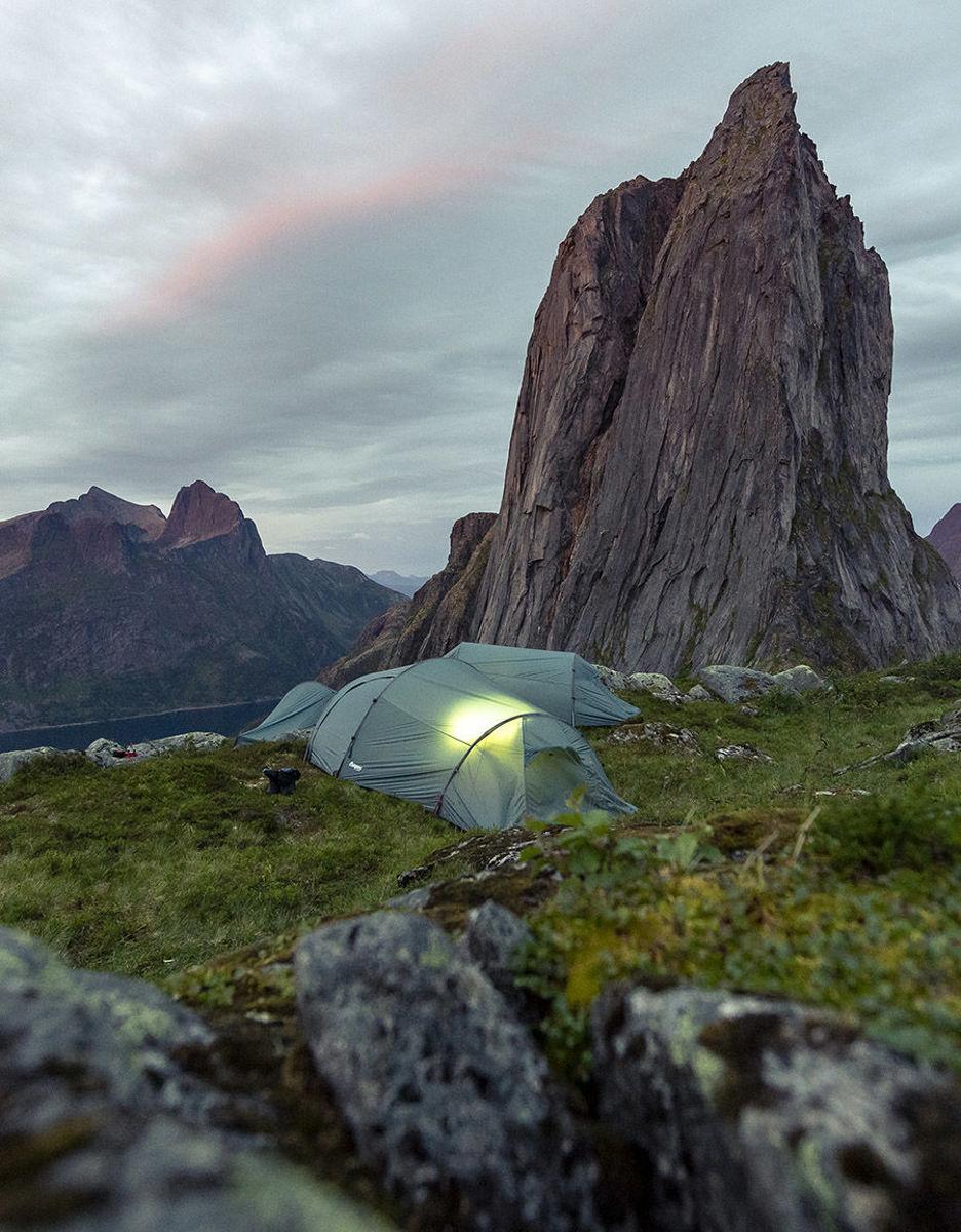 Bilde av Bergans  Trollhetta Tunnel 3 Pers Tent
