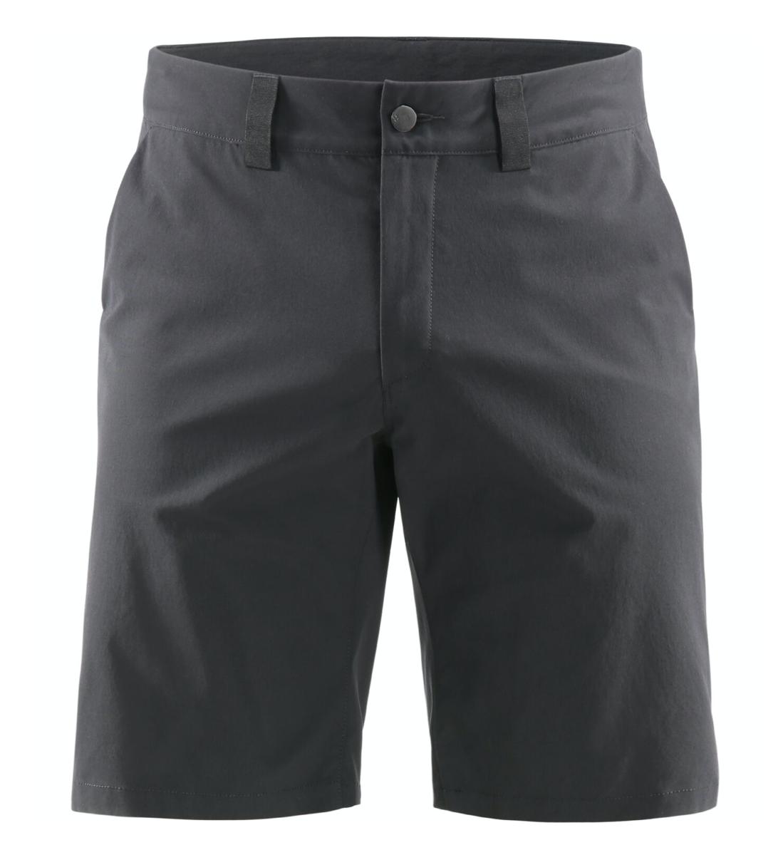 Bilde av Haglöfs  Mid Solid Shorts Men, True Black