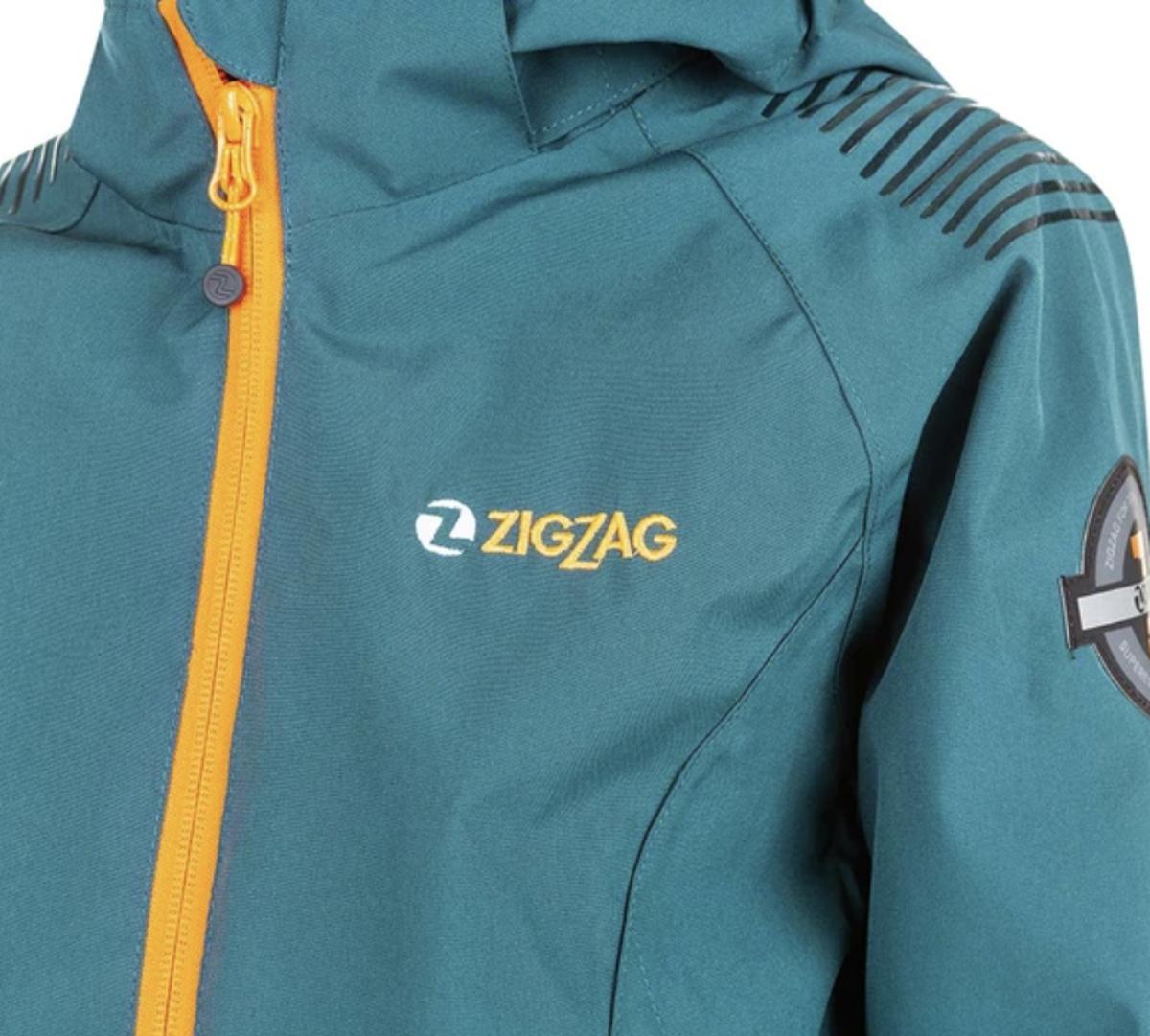 Bilde av Zigzag  Arto Functional Jacket W-Pro10000 Z201004 2122 Atlantic deep