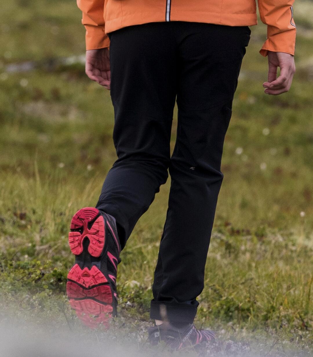 Bilde av Bergans  Besseggen Youth Pants 91 Black