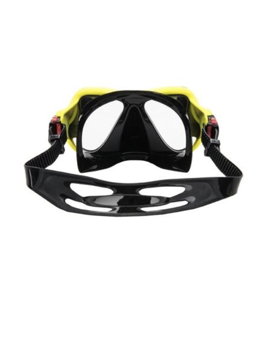 Bilde av Great Barrier Reef Dive Mask CR1107 5001 Safety Yellow