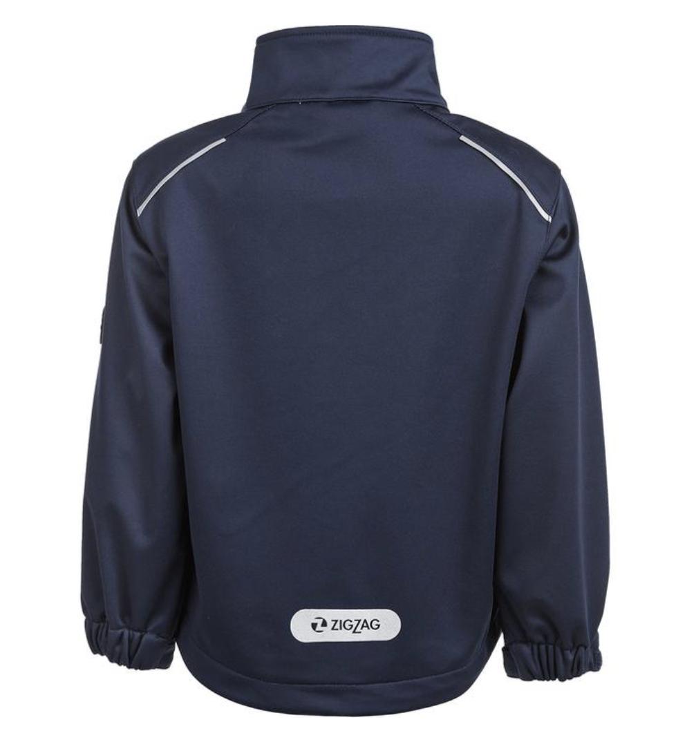 Bilde av Skjold Softshell Jacket W-PRO 8000 Z201088 2046Navy Blazer JUNIOR