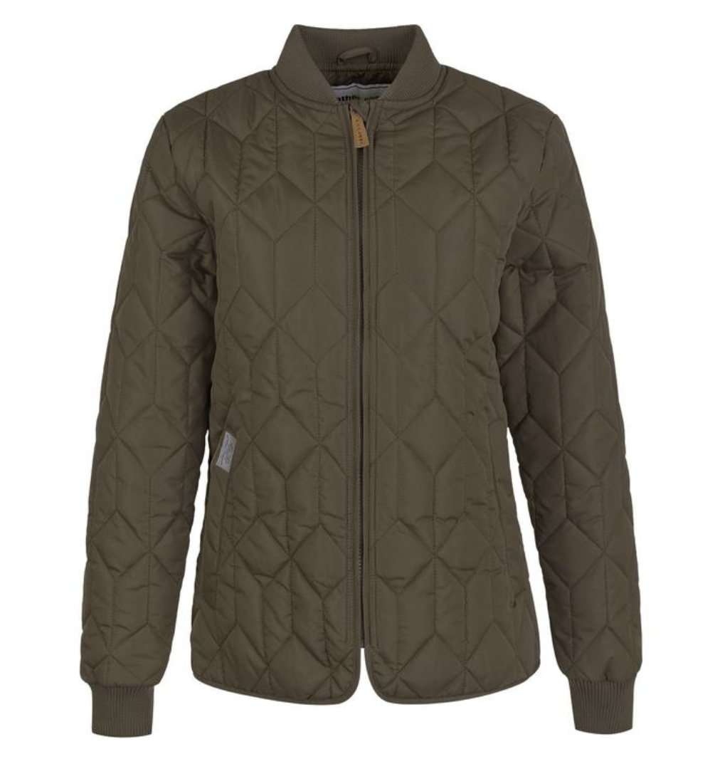 Bilde av Weather Report  Piper W Quilted Jacket WR201523 5056 Tarmac