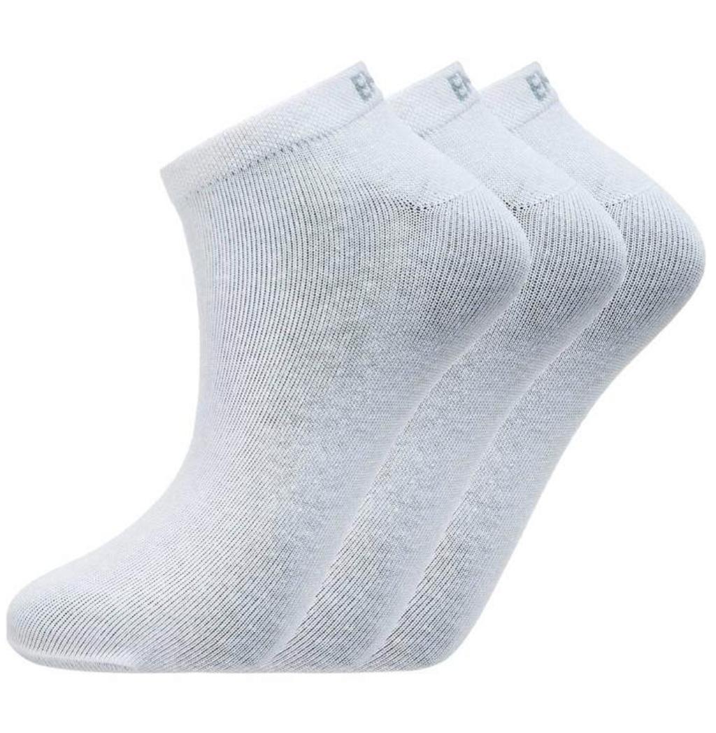 Bilde av Mallorca 3-pack Socks Low Cut E131399 1002 white