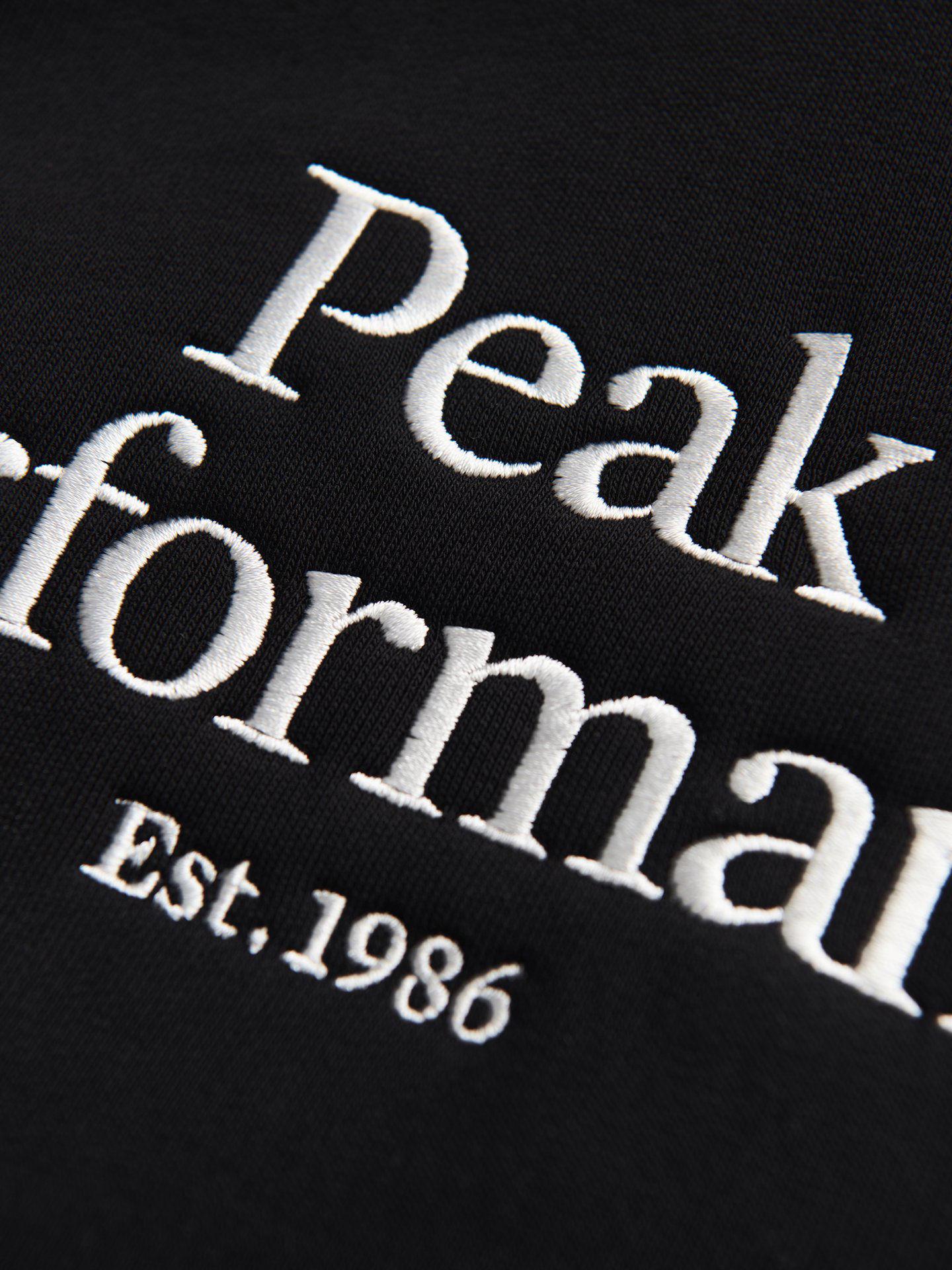 Bilde av Peak Performance  W Original Hood Black