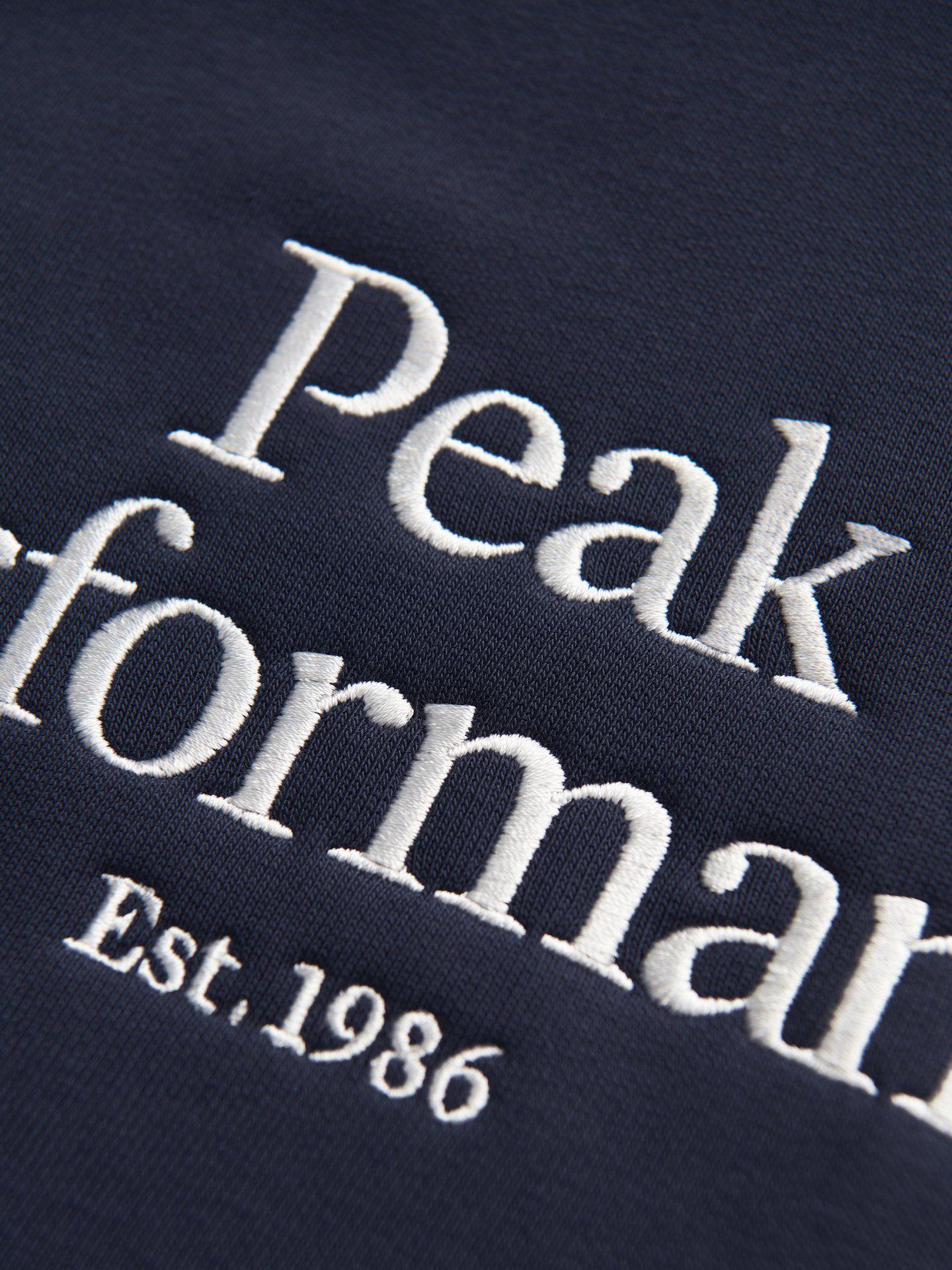 Bilde av Peak Performance  W Original Hood Blue Shadow