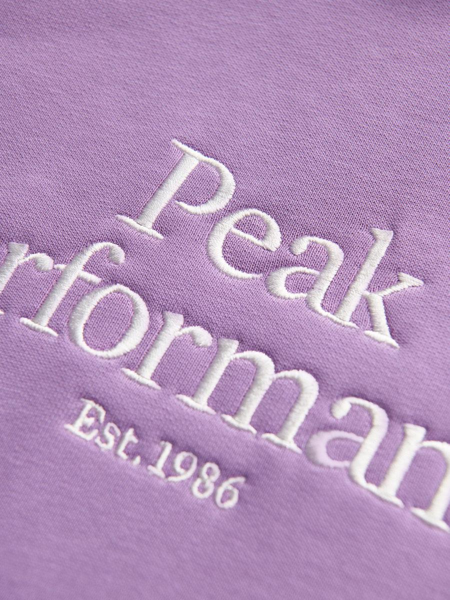 Bilde av Peak Performance  W Original Hood Lilac