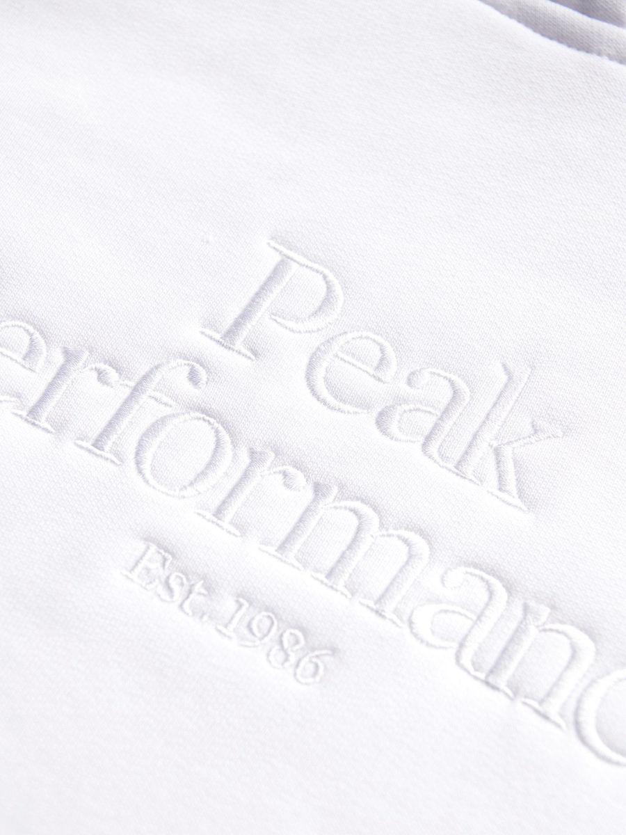 Bilde av Peak Performance  W Original Hood White