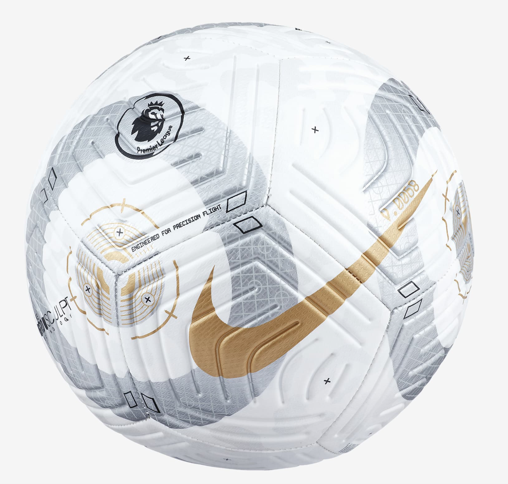 Bilde av Nike football white/gold CQ7150-104
