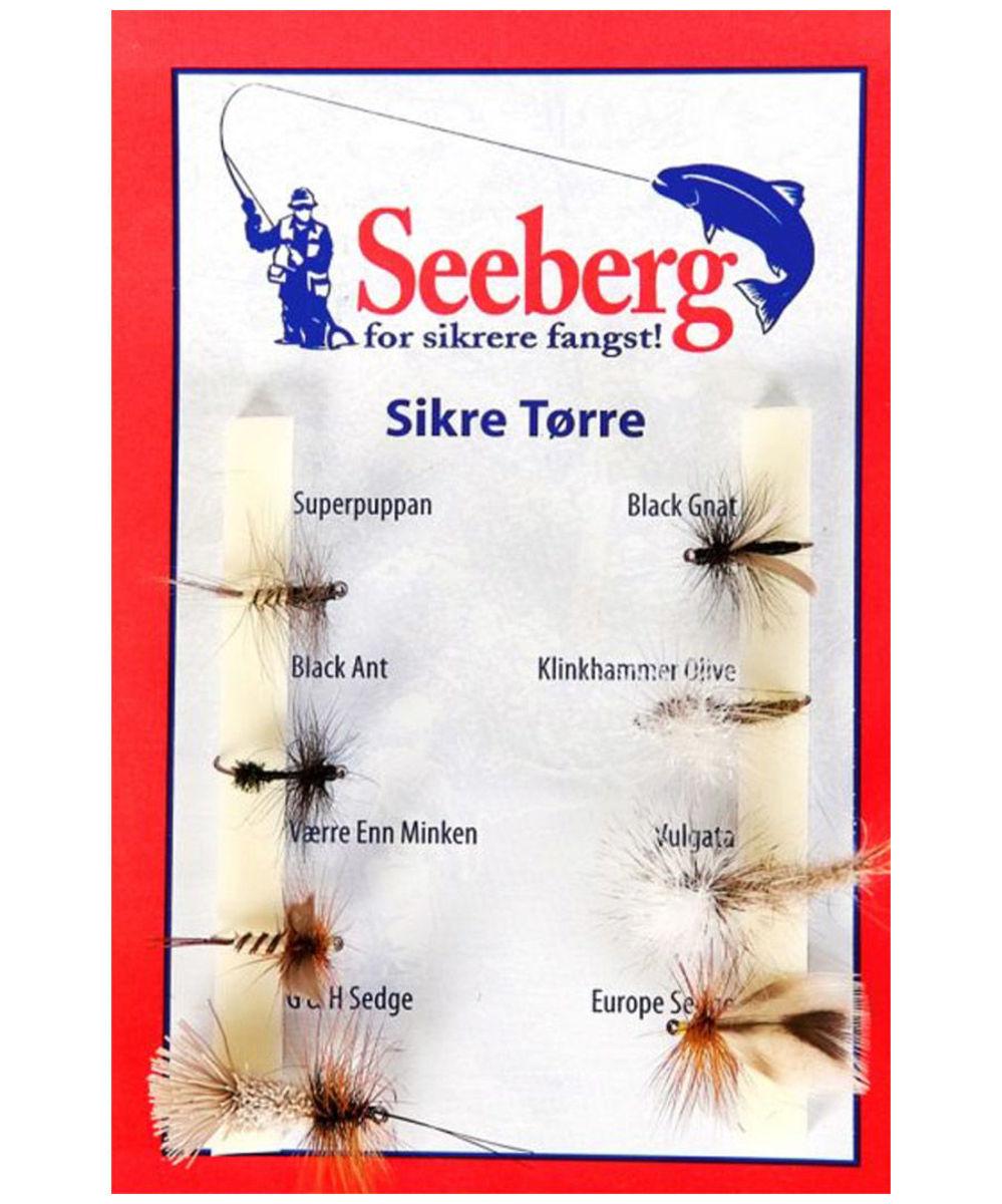 Bilde av Seeberg  Sikre TøRre 10 Fluer