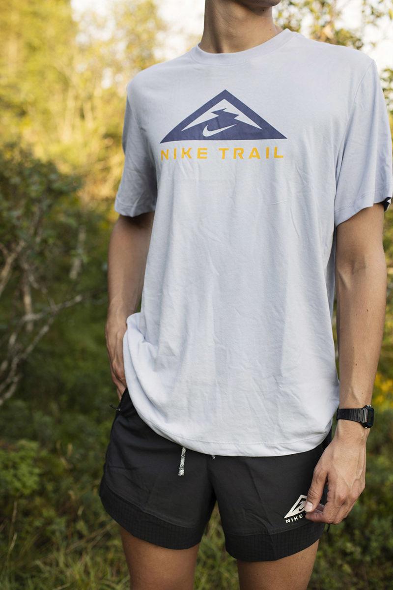 Bilde av Nike mens tee trail CZ9802-057