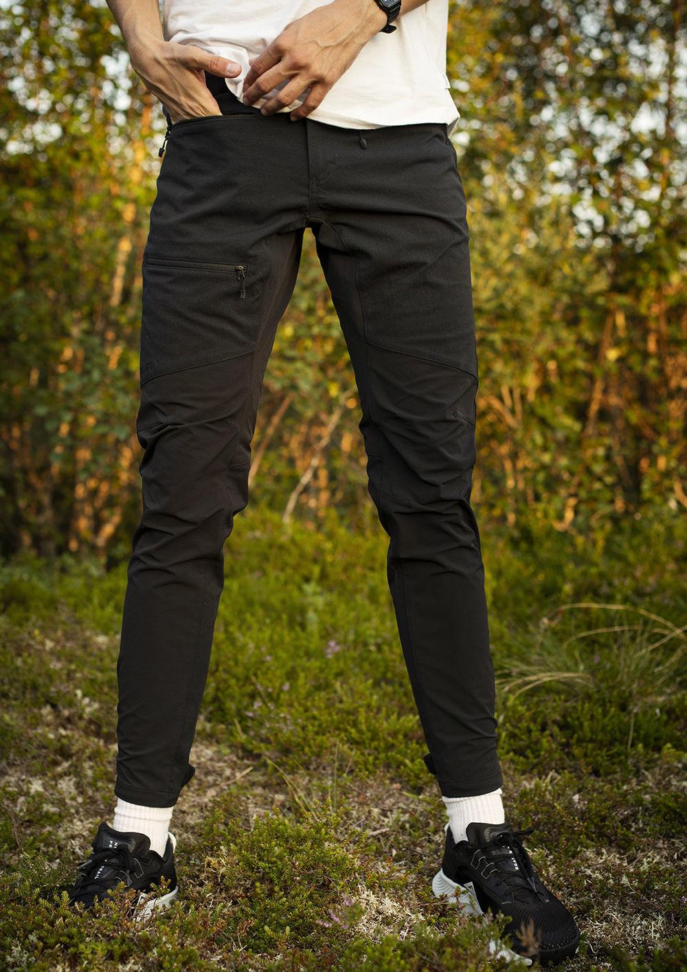 Bilde av Haglöfs  Rugged Flex Pant Men 2VT True Black Solid