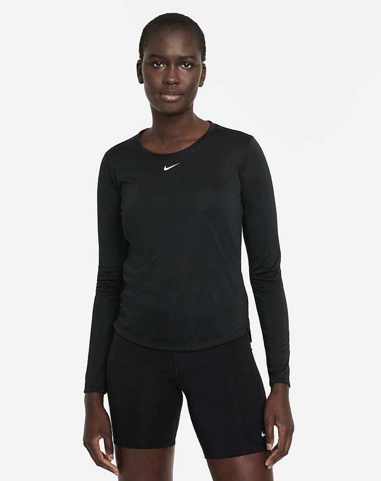 Bilde av Nike  W NK ONE DF LS STD TOP DD0641-010