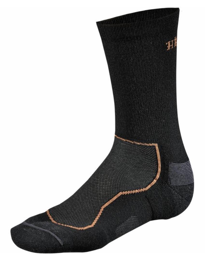 Bilde av Härkila All season wool sokk Sort S (36-38)