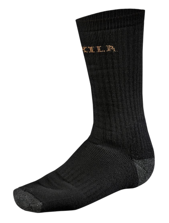Bilde av Härkila Expedition sokk Black XL (45.5-50)