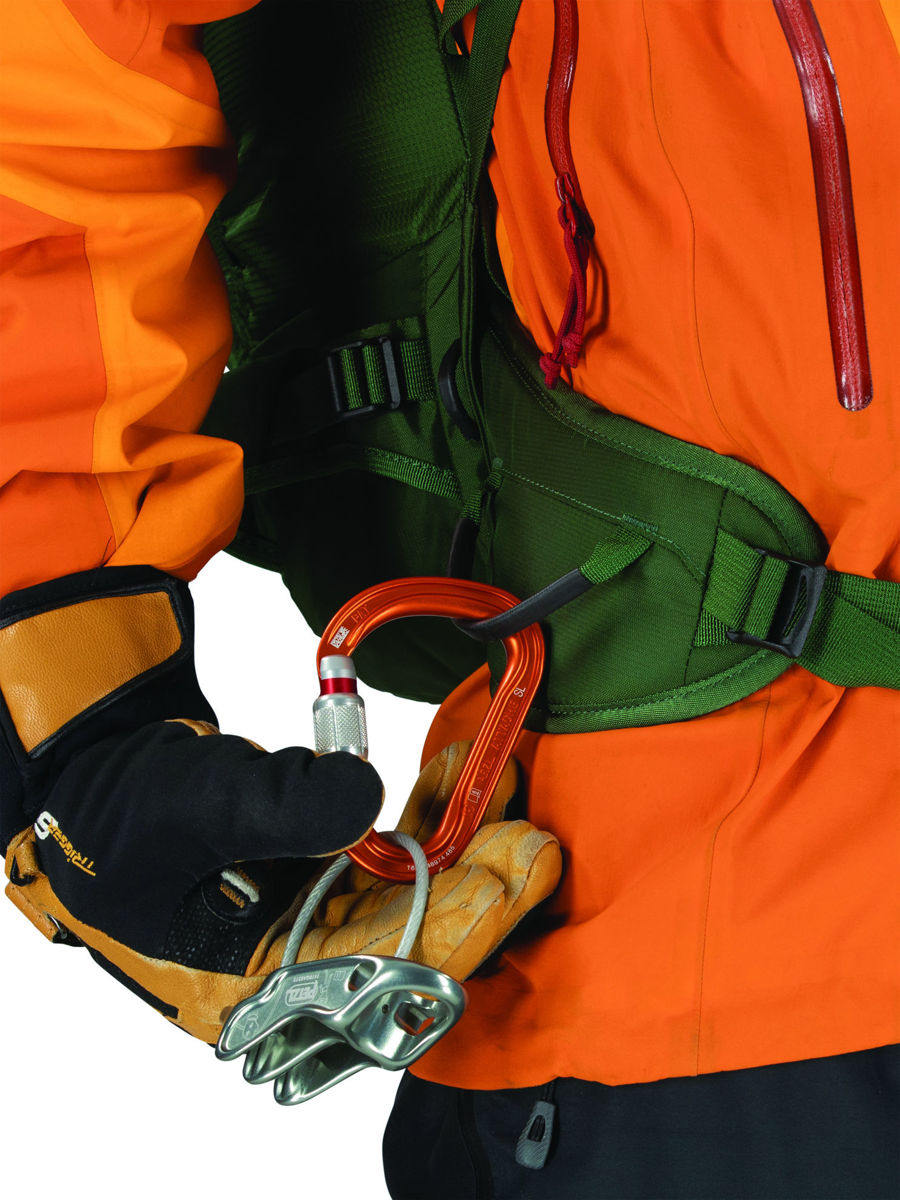 Bilde av Osprey  Soelden 42 Dustmoss Green O/S