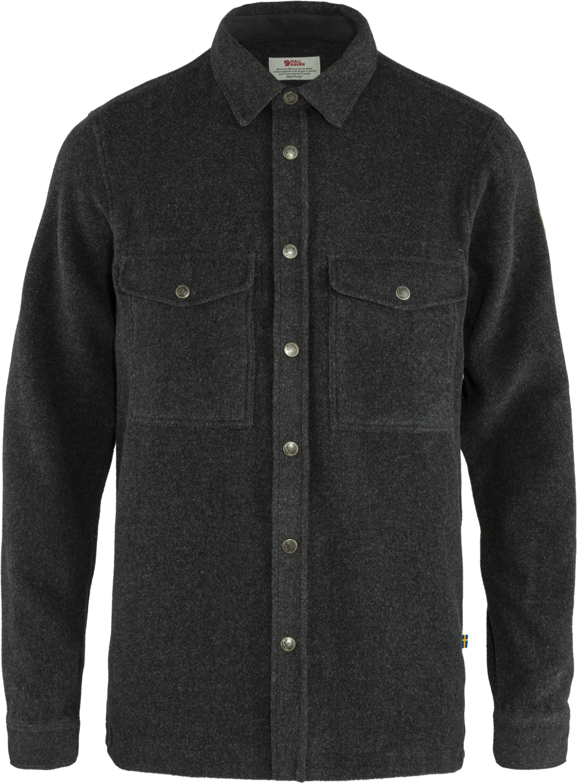 Bilde av Fjällräven  Canada Shirt Solid M 030 Dark Grey