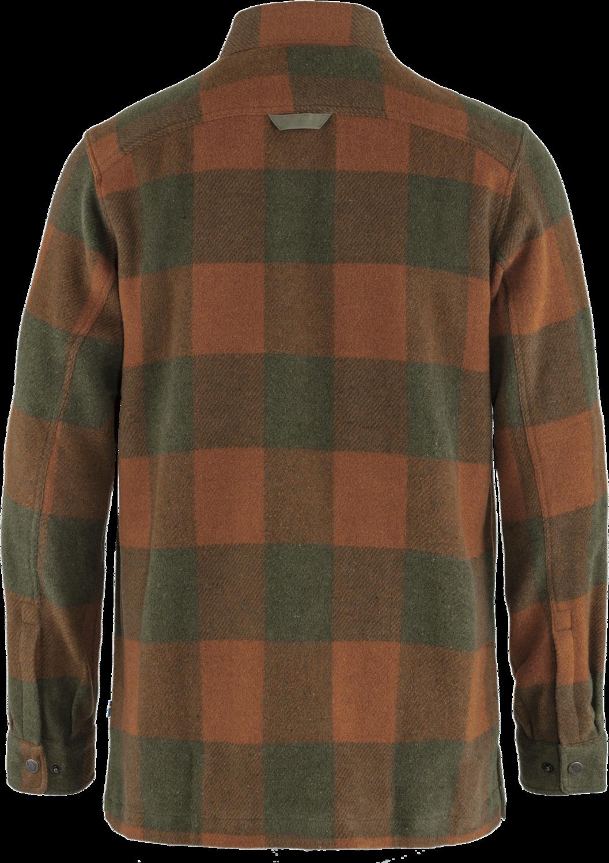 Bilde av Fjällräven  Canada Shirt M 215-625 Autumn Leaf-Laurel Green