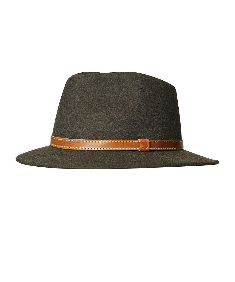 Bilde av Fjällräven  Sörmland Felt Hat 633 Dark Olive