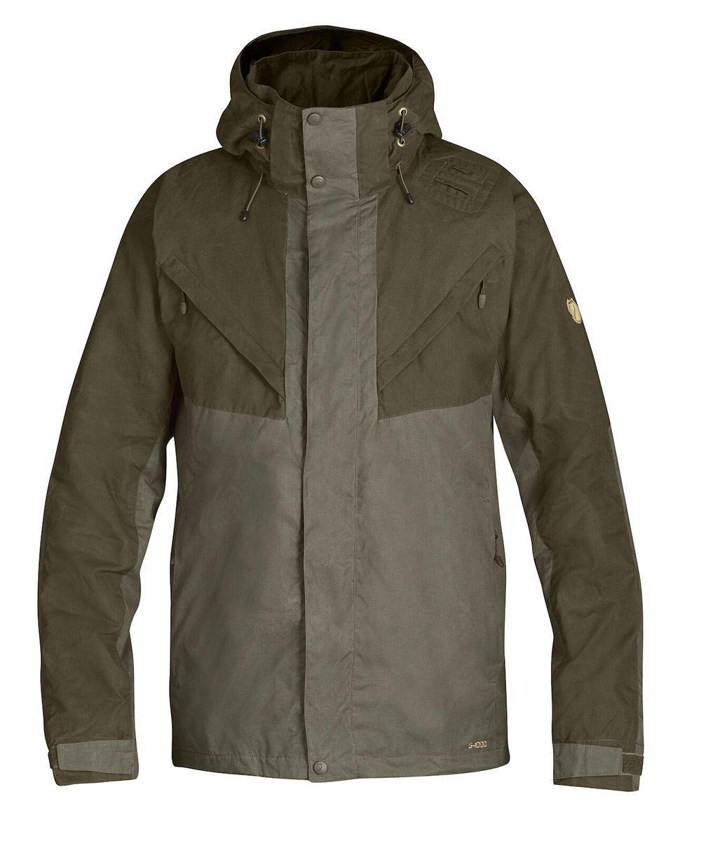 Bilde av Fjällräven  Drev Jacket M 633 Dark Olive