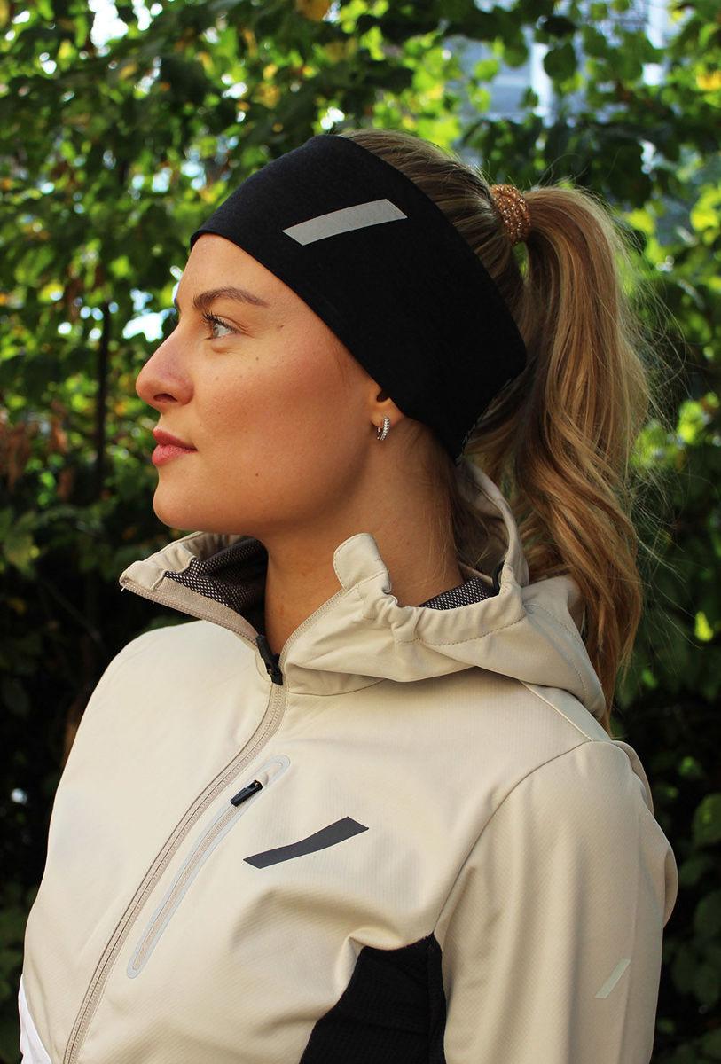 Bilde av Dæhlie  Headband Wool Run 99900 Black