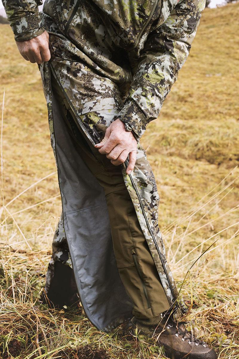 Bilde av Blaser Venture 3L Bukse Highland Green