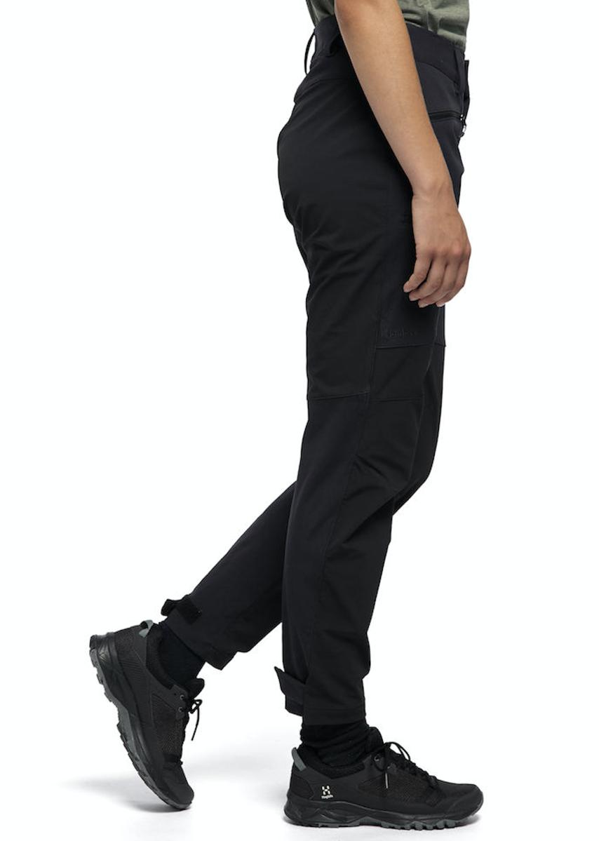 Bilde av Haglöfs  Rugged Flex Pant Women 2VT True Black Solid