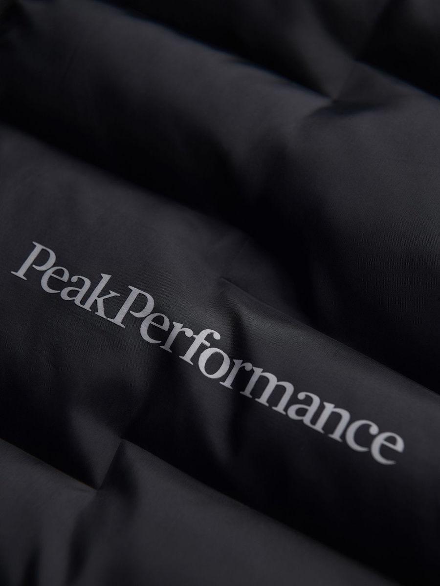 Bilde av Peak Performance  M Argon Vest 020 Black