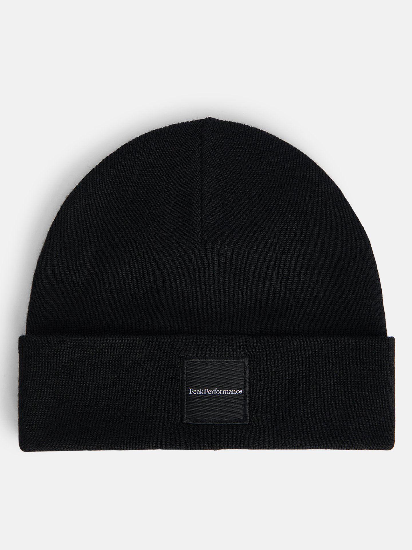 Bilde av Peak Performance  Switch Hat 080 Black