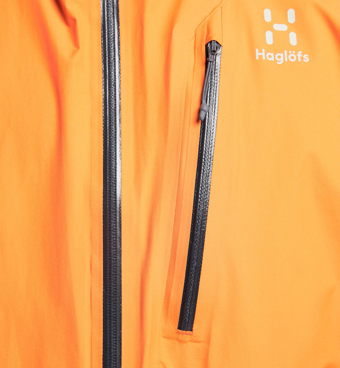 Bilde av Haglöfs  L.I.M Jacket Men 4N8 Flame Orange