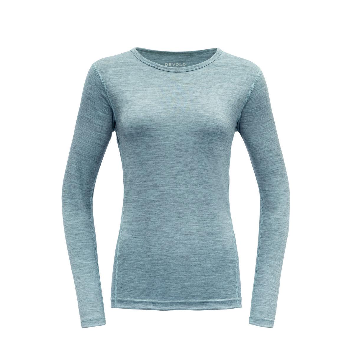 Bilde av Devold  Breeze Woman Shirt 317A Cameo Melange