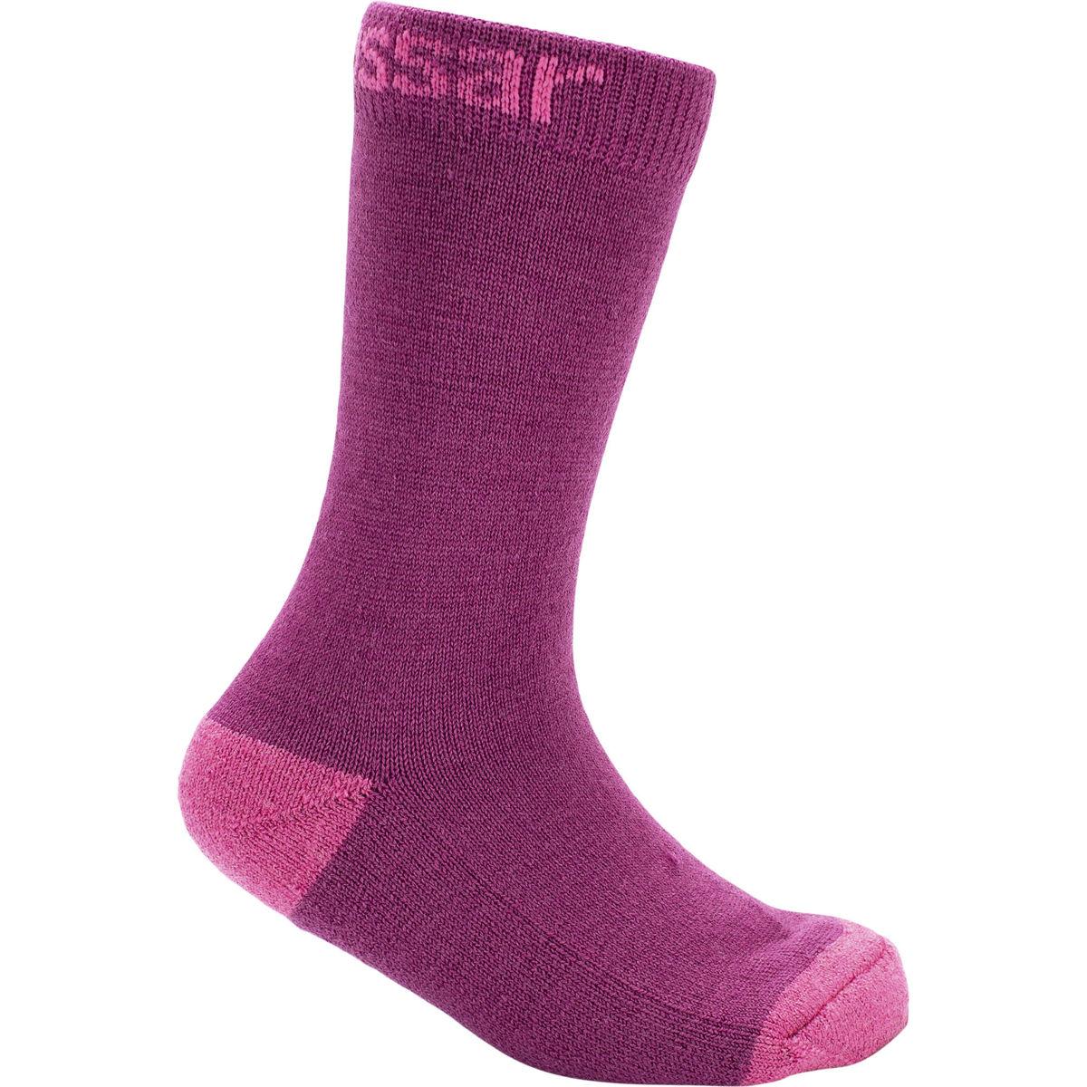 Bilde av 2pk Vossatassar Wool Socks 411064 BBerry