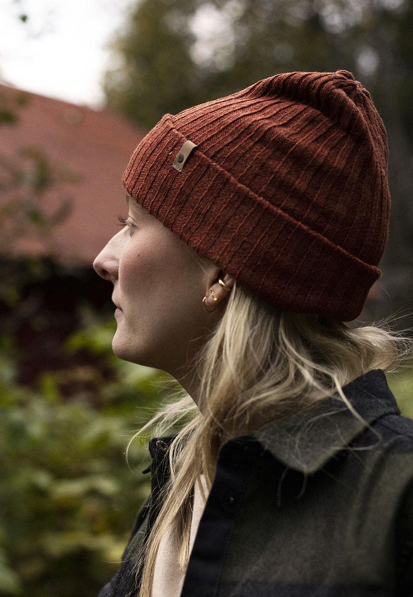 Bilde av Fjällräven  Byron Hat Thin 215 Autumn Leaf