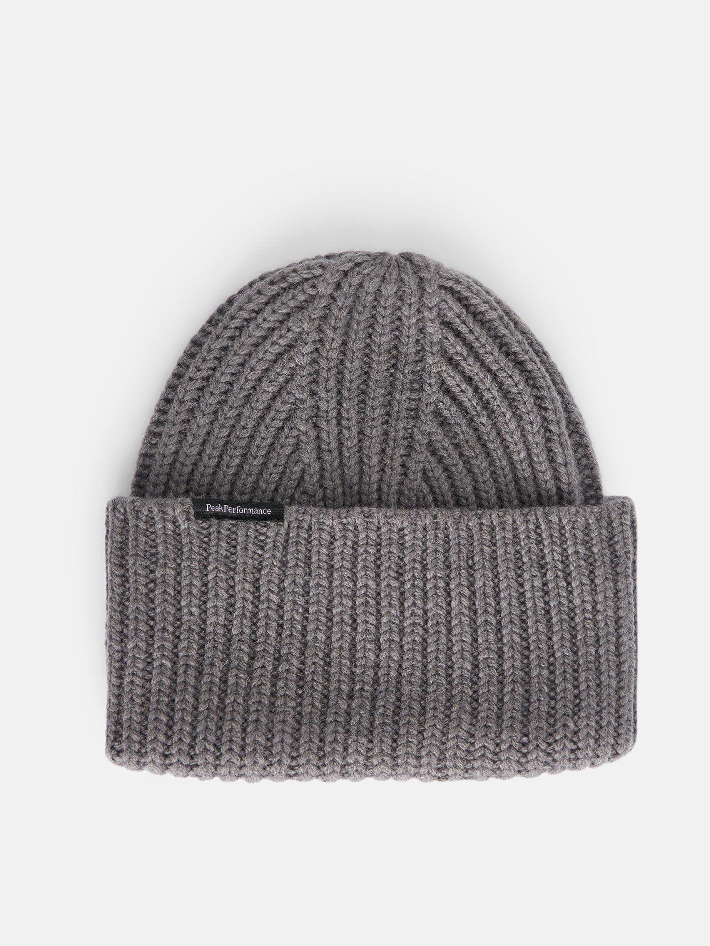 Bilde av Peak Performance  Mason Hat 020 Quiet Grey