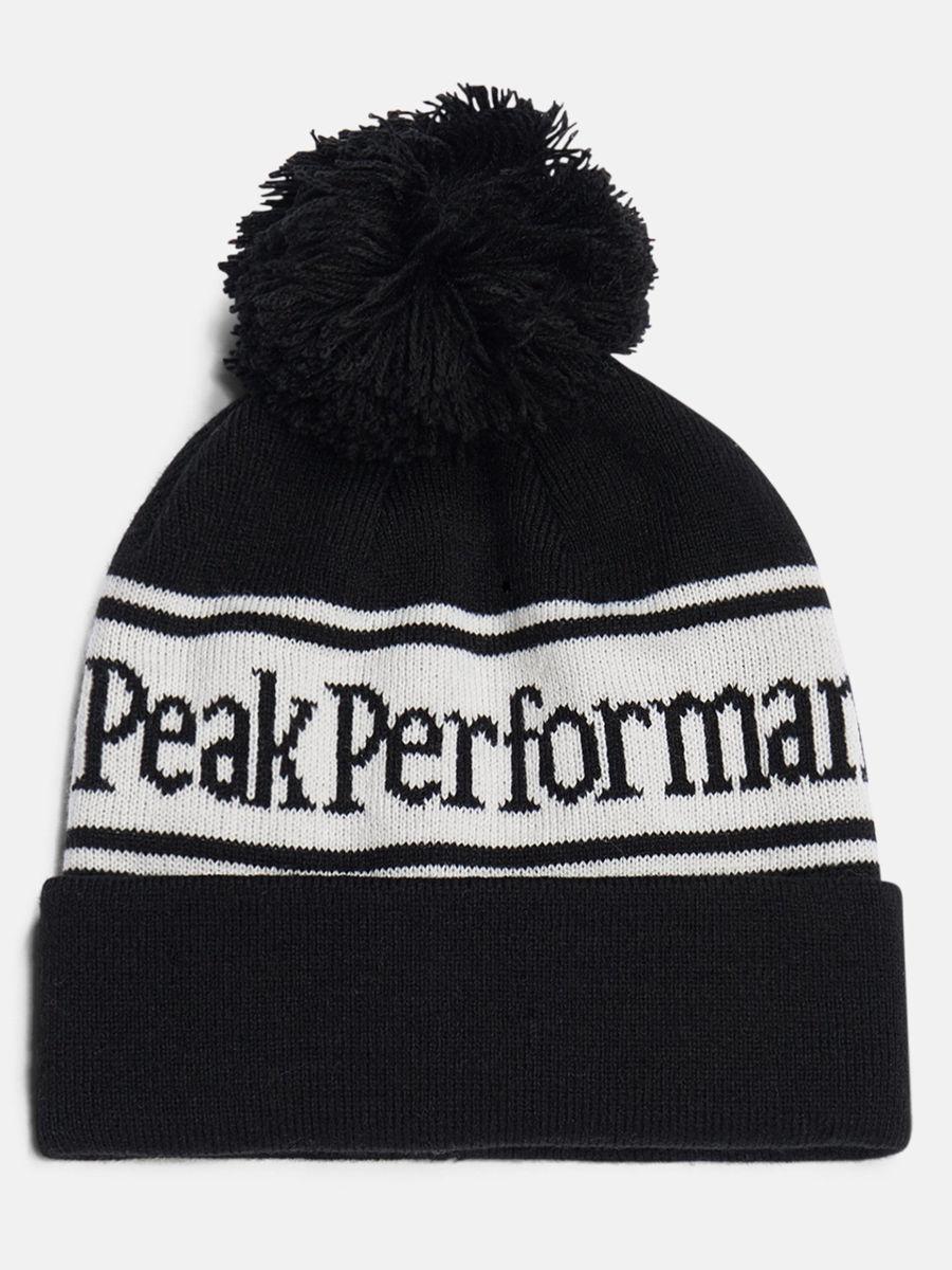 Bilde av Peak Performance  JUNIOR Pow Hat 030 Black