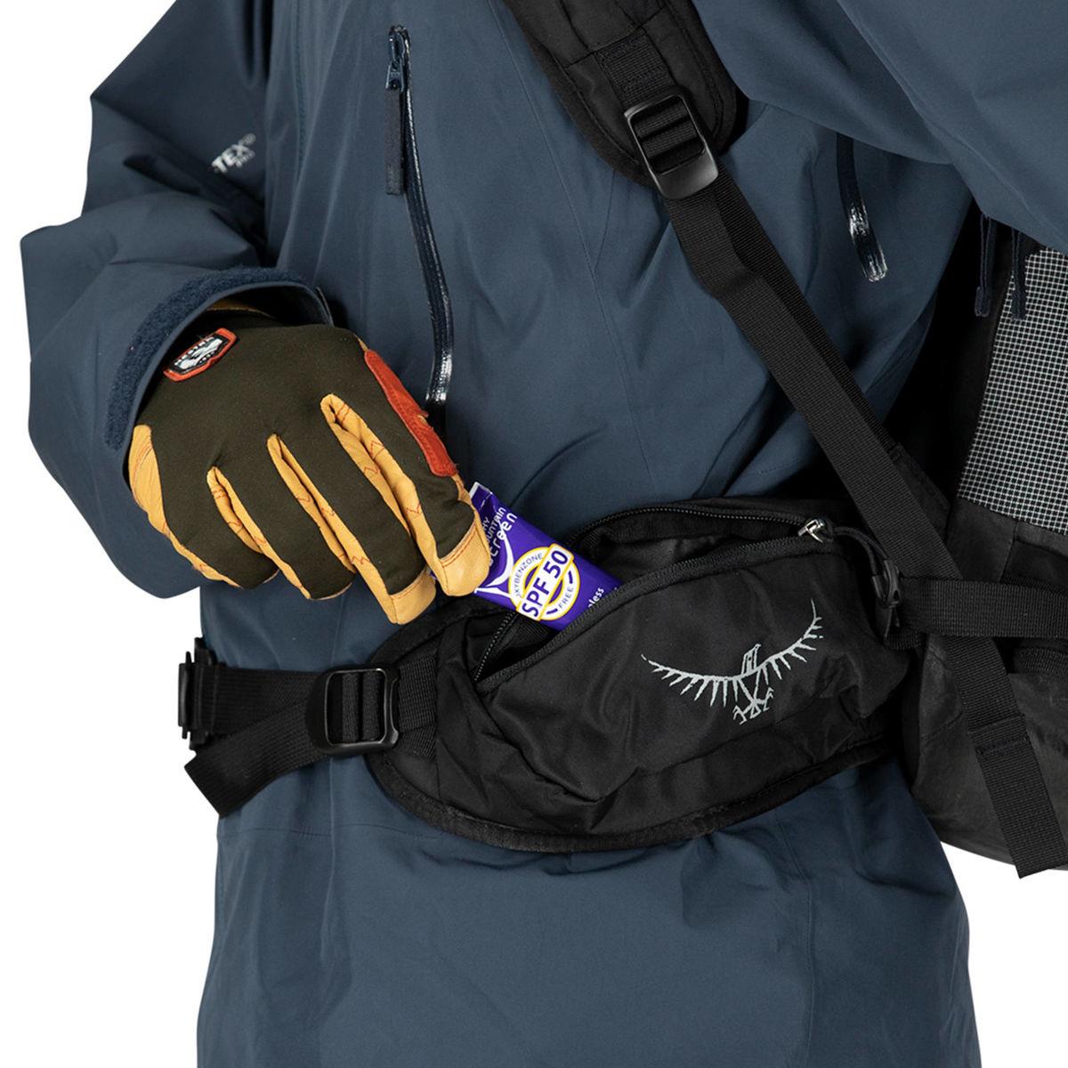 Bilde av Osprey Soelden Pro Avy Airbag Pack 32 Onyx Black O/S