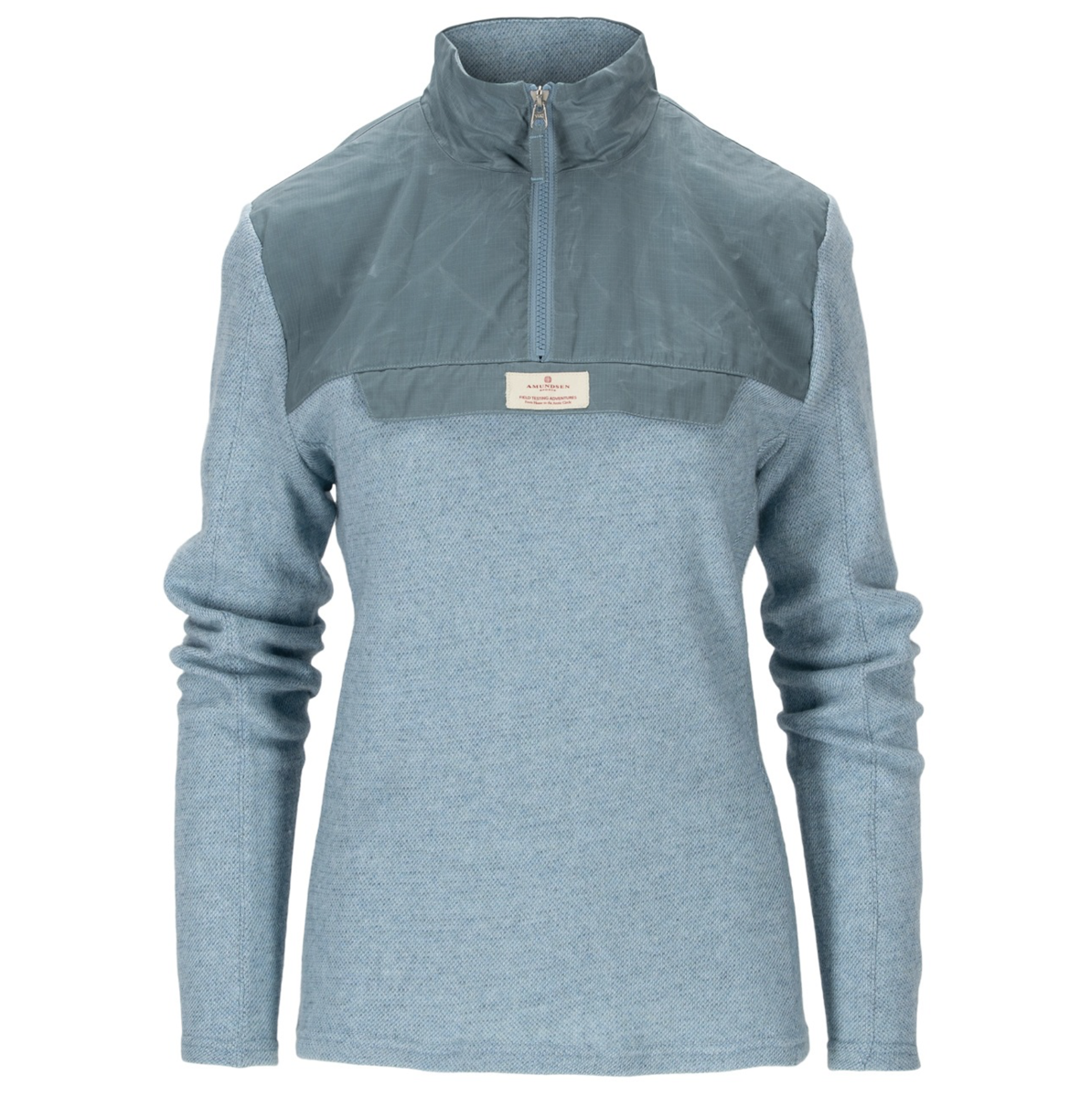 Bilde av Skauen Wool Sweater Women's WAN58.2.520 Faded Blue