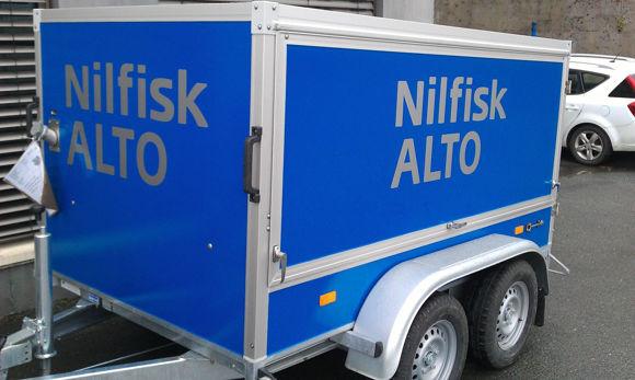 Nordic Lift Nilfisk Contractor Silent