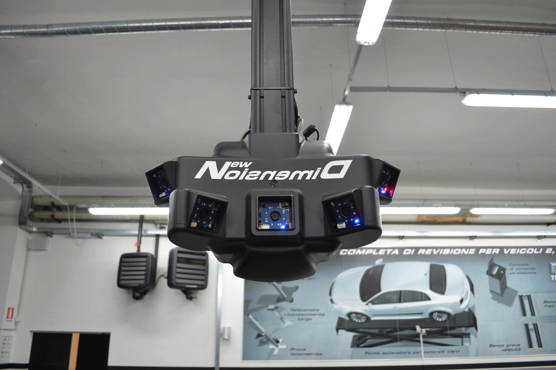 Nordic Lift/Vamag New Dimension Hjulinnstilling