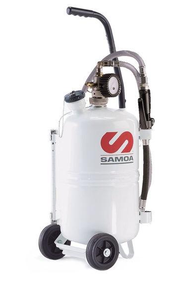 Nordic Lift Samoa smøremiddelbeholder – luftoperert 25ltr