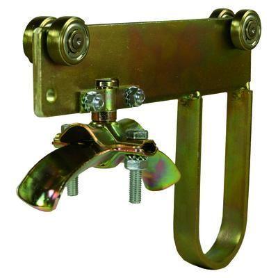 Nordic Lift endebrakett 8-15mm for C skinne - galvanisert
