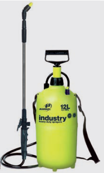 Nordic Lift Sprayer industri 12 ltr. kjemikanne