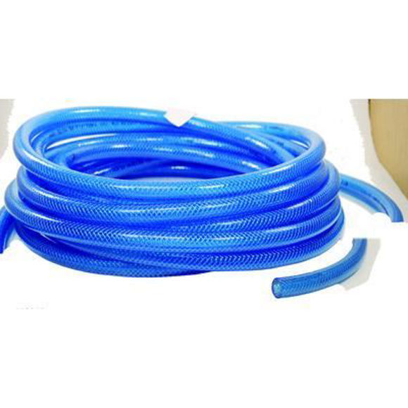 Nordic Lift sugeslange blå PVC for kjemi-pr.mtr.
